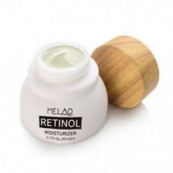 MELAO Retinol hidratáló krém, öregedésgátló krém 2,5% aktív retinollal, V3T6