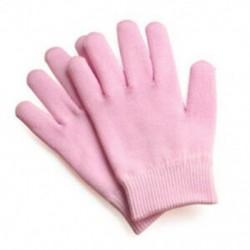 2X (Beauty SPA kesztyű hidratáló gélterápiás bőrápolás - Pink L3E3)