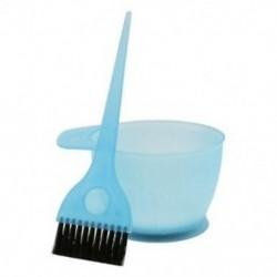 5X (fodrászathoz használt hajfesték tálszín keverő fésűkefe készlet, árnyalat beállítása a D3L9-hez