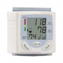 1 db csukló vérnyomásmérő egészségügyi monitor L9Z4 vérnyomásmérés