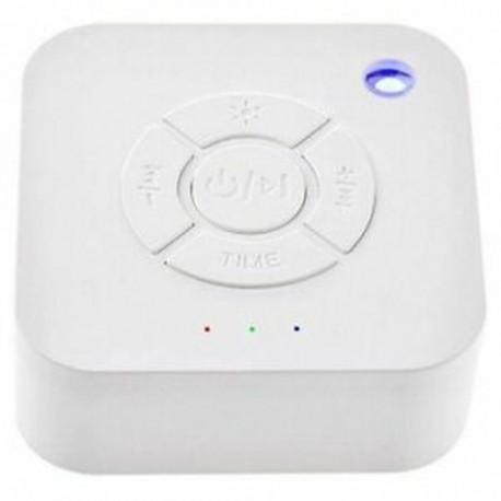 6X (Fehér Noise Machine Sleep Sound Machine15) Az N8A5 nem hurkoló nyugtató hangjai