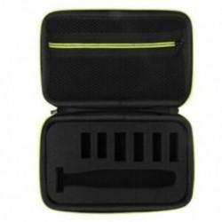 2X (1X borotva tároló hordtáska dobozban hordtáska a Philips One Blade Pro J4O7 készülékhez