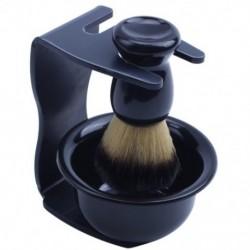 4X (férfi borotválkozás eltávolító haj borotválkozás kefetartó   borzsa borotvakefe   W9O5