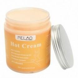 MELAO 250g cellulit elleni forró krém karcsúsító és mély izomlazító test sl F5X3