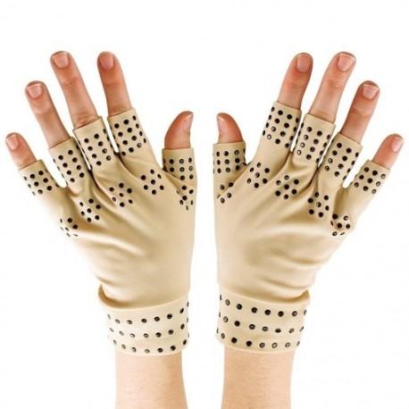 1X (Mágneses terápiás kesztyűk, amelyek a kompressziós artritisz keringését támogatják az U8W6 ízületnél
