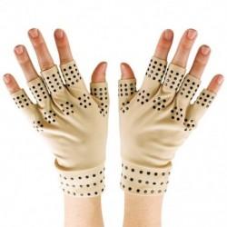 6X (Mágneses terápiás kesztyűk, amelyek a kompressziós artritisz keringését támogatják az O8B7 ízületben