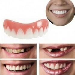 1X (2 darabos professzionális tökéletes mosoly furnérok Dub állományjavító fogak R5X7)