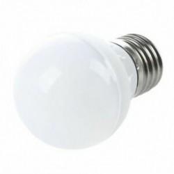 1X (E27 energiatakarékos LED izzó 220V-os lámpa (3W hűvös fehér Új utánzat cera V8G9