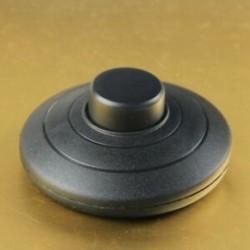 1X (1db fekete soros lámpa lábkapcsoló nyomógombos pedálvilágító lábkapcsoló I4P6)