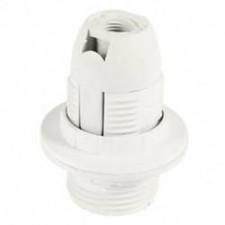 Műanyag héjú csavar, E14 típusú izzó, lámpatartó aljzat AC 250V 2A Y4K8 E3N3