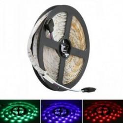 5M 300Leds RGB Led Strip Light 3528 DC12V 60Leds / M Fiexble Light Led szalag E1U1