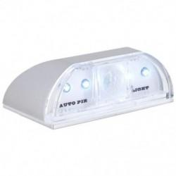 Kulcslyuk lámpa PIR infravörös vezeték nélküli automatikus érzékelő mozgásérzékelő ajtó K Y2W8