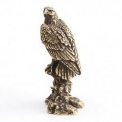 3X (Kína Archaize Eagle kis szoborának értékes gyűjteménye a gyönyörű BroS8F3-ból