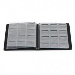 1X (Tartós gyűjteménykönyv az E5F2 darabok hordozható tárolóedényének érmealbumához