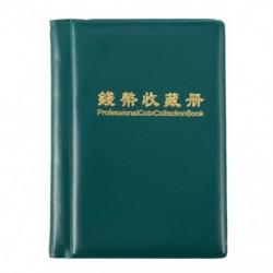 Tartós gyűjteménykönyv az L1S3 darabjainak hordozható tárolóedényének érmealbumához