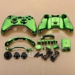 1X (Zöld króm egyedi vezeték nélküli vezérlő cserehéj készlet X Y2E2-hez