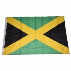 1X (jamaikai zászló, 90 * 150CM S2T9)