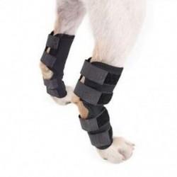8X (Kutya hátsó lábtartó, Kutya kutya hátsó lábcsípőcsomagolás védi a sebeket P4O7