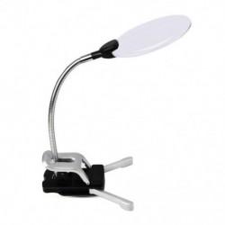 1X (led nagyító, kihangosító nagyító állítható lámpatartóval TabG2I3)