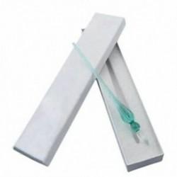 6X (Tesztüveg toll üvegüveg üveg toll (jégzöld) U7I4)