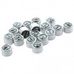 18 darabos Mini MIC kapszula Electret kondenzátor mikrofon 9.7x6.7mm L9J9 X3R5