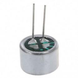10 PCS 9,7 mm x 7 mm 2 tűs MIC Capsule Electret kondenzátor mini telefon S1T7