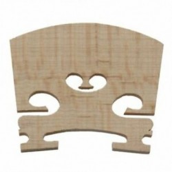 Csere 1/4 méretű hegedű alkatrészek Húros központ fahíd V4N6 V1R1 L1J0