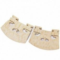 2 X Maple Hegedűhíd 4/4 D7L4