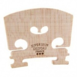 Állítható hegedűhíd juhar, 4/4 méretű hegedűs híd alkatrészek 4/4-es M3Y1-hez