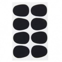 8db alt / tenor szaxofon szaxofon szájdarab javítások párnák fekete --- 0,3m D1G5