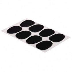 1X (8db 0,3 mm-es szájdarab-javítások) Párnák Alto Sax Tenor-szaxofonhoz K2L1