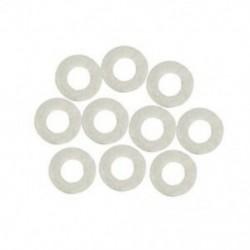 1X (10db pamut nemezből készült szőnyegek trombita billentyűzetének trombita javításához N7D8