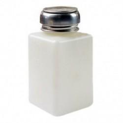 fehér - Üres szivattyú adagoló a körömlakk-tisztító palackhoz 100ML BV