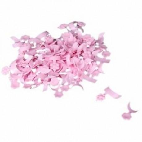100 PCS francia köröm tipp Nail Art köröm köröm köröm DIY Beauty Pink T4H2