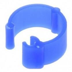 100 db vegyes színű galamb láb műanyag lábgyűrűk sáv belső átmérője H2G8 U6C6