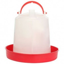 1L műanyag baromfi csirke ivó csirke adagoló W2T6