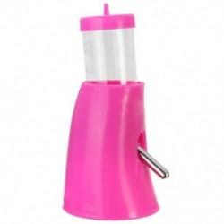 Műanyag 2 az 1 -ben hörcsögök vizes palacktartó adagoló alapanyaggal U4H3 K7 C8H5