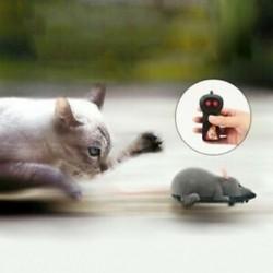 1X (Vezeték nélküli távvezérlő RC elektronikus patkány egér egerek macska kutya kedvtelésből tartott állatok