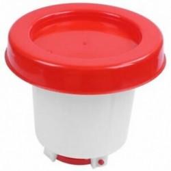 3X (1L műanyag baromfi csirke ivó csirke adagoló ivó X5K7)