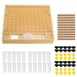 A műtrágyázó doboz nem toxikus kerti nagy felszerelésű méhészeti szerszámkészlete Plast R5L9