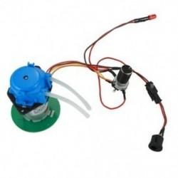 1X (Kamoer NKP kis perisztaltikus szivattyú DC motor mini vízszivattyú fordulatszámmal együtt Z5Z1