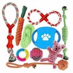 Elpusztíthatatlan kutyajátékok agresszív rágógépek számára. 100% biztonságos Legjobb kicsi, közepes N4P2