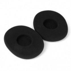 Fekete fülhallgató fülhallgató a Logitech H800 H 800 fejhallgatóhoz X8T2