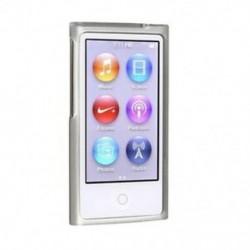 2X (TPU gumibőr tok, kompatibilis az Apple iPod nano hetedik generációjával, Fro T4G6