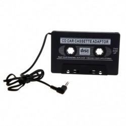 Univerzális Car Audio kazetta adapter, fekete Y5H1