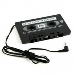1X (3,5 mm-es AUX Car Audio kazettás kazetta adapter adóegységek MP3 IPod CD M R1P7 számára)