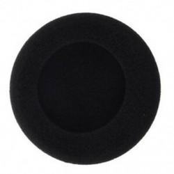 Csere Grado fekete fülpárnák az SR60 SR80 SR125 K1V1 fülhallgatókhoz