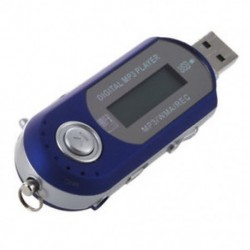 4 GB-os zenelejátszó Mini LCD MP3 lejátszó FM WAV Stick Samsung Chip G3N1