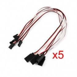5 db távirányító szervo hosszabbító kábel kábel huzal J1X6 J0L4