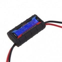 FT08 RC 150A nagy pontosságú wattmérő és teljesítmény-elemző készülék LCD háttérvilágítással I8R2